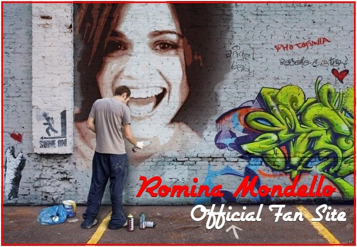 Romina Mondello Official Fan Site